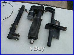 John Deere 6x4 Gator Snow Plow Blade Brackets and lift Actuator AM142126