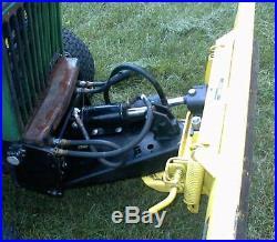 John Deere(99-268) 140 316 317 318 322 332 54 Dual Hydraulic Plow