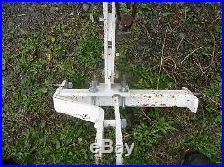 John Deere Brinly Category 0 3-point Hitch Plow 140 318 400 420 430