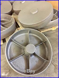 John Deere Engine Gang Plow Wheel Casting Set (Qty 10)