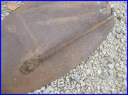 John Deere Farmall IHC AC JD Ford Oliver plow orignl steel moldboard cover board
