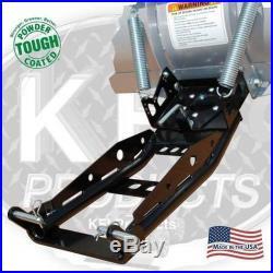 John Deere Gator XUV 620i KFI 60 UTV Snow Plow Package Combo