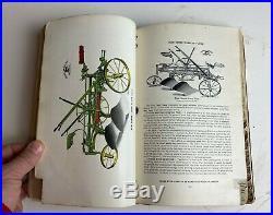 John Deere Huge Dealer Catalog Manual Book Farm Plow Engine Tractor Color Pages