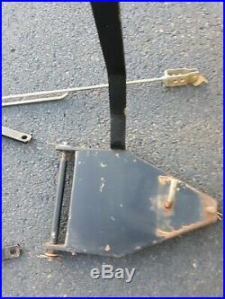 John Deere LX 188 Snow Plow Assembly