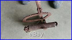 John Deere L LA Dirt Plow Lift Lever