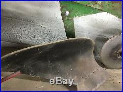 John Deere Model 15 Plow CAT 0 400 420 430 455 A0015