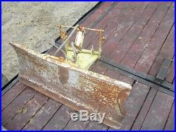 John Deere Plow Blade 120 140 312 314 316 Hydraulic Lift Owner Fabricated