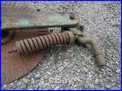 John Deere Plow Coulter Rolling Cutter