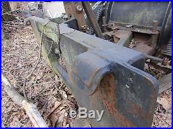 John Deere Plow John Deere Quick Attach Snow Plow