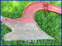 John Deere Syracuse Chilled Plow No. 20 1878 Excellent Condition