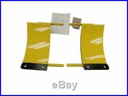John Deere plow wing extensions 9 per side total 18 LP53767