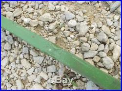 John Deere tractor HARD FIND Original JD Plow Drawbar Draw bar loop clevis hitch