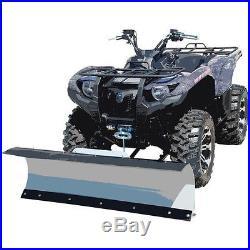 KFI 60 ATV Plow Kit John Deere 04-05 650 Trail Buck Blade/Push Tube/Mid Mount