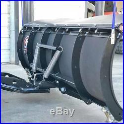 KFI 60 UTV Poly Blade Snow Plow Kit for 2018 John Deere Gator XUV 560E