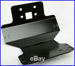 KFI 72 Hydraulic Angle Poly Plow Kit For 2007-10 John Deere Gator XUV 620i UTV