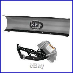 KFI 72 Pro-Series Snow Plow & Mount 2011-2015 John Deere Gator XUV 825i UTV