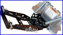 KFI 72 Snow Plow Kit John Deere 2012-2015 Gator XUV 550