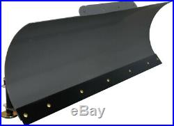KFI Atv Snow Plow Kit 48 Blade Push Tube Complete Universal Mount