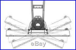 KFI UTV 60 Steel Snow Plow Kit John Deere Gator XUV 625i/825i 855D/S4 2011-2015