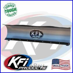 KFI UTV 72 Snow Plow Kit Combo John Deere Gator XUV 625i/825i 855D/S4 2011-2015