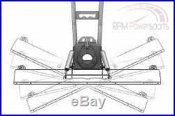 KFI UTV 72 Snow Plow Kit John Deere Gator XUV 625i/825i 855D/S4 2011-2015