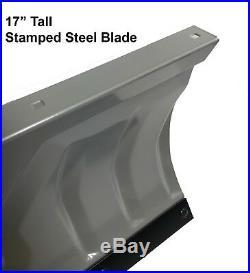 Kolpin Steel Atv Snow Plow Adjustable 48 Blade Complete Universal Kit