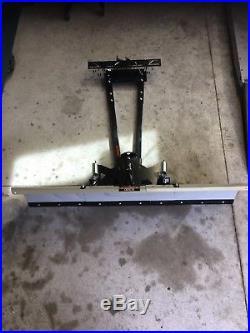 Kolpin Switchblade UTV Snow Plow Kit 60 72 12-17 John Deere Gator HPX