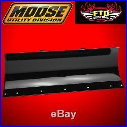 MOOSE Utility Division UTV/ATV 50 Black Standard Plow Blade 4501-0752