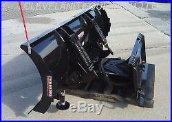 NEW 84 PREMIER SNOW PLOW ATTACHMENT Tractor Blade Kubota John Deere Mahindra 7