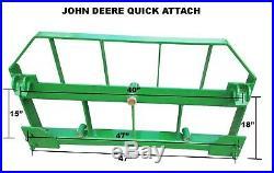 New 60 Snow Plow Sub Compact Tractors For John Deere Qa Loaders