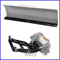 New KFI 66 Pro-Series Snow Plow & Mount 2016 John Deere Gator XUV 590i/S4 UTV