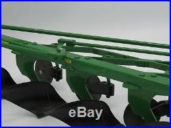 Original John Deere 4 Bottom PLOW 18 Scale Models Very RARE 3 Point