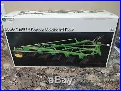 Precision Classics #6 John Deere F145h Plow SEALED CARTON MIB