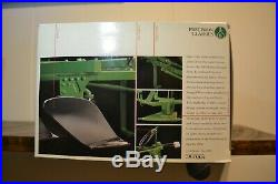 SEALED UNOPENED Precision 1/16John Deere Model F145H 5 Bottom Moldboard Plow