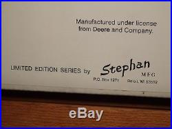 STEPHAN John Deere No. 77H 5 Bottom Moldboard Plow, NIB