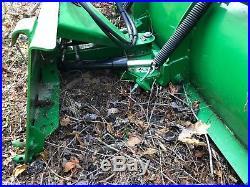 Snow Plow Blade For John Deere Tractor. Frontier AF11E