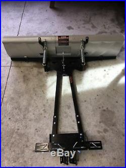 UTV Switchblade snowplow snow plow 60 72 07-10 John Deere Gator XUV 620i