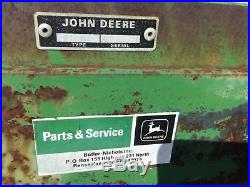 Very Nice John Deere 2700 Semi Mounted 5 Bottom Plow